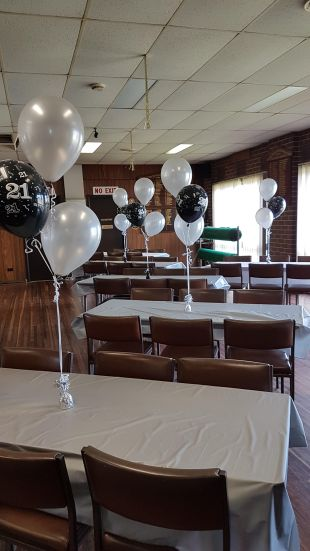 Great venue for 21st Birthday Parties